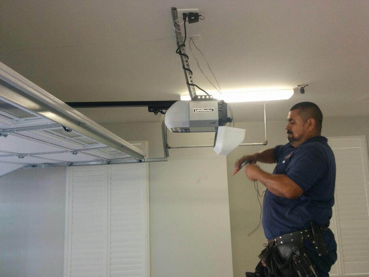 Garage Door Openers in California
